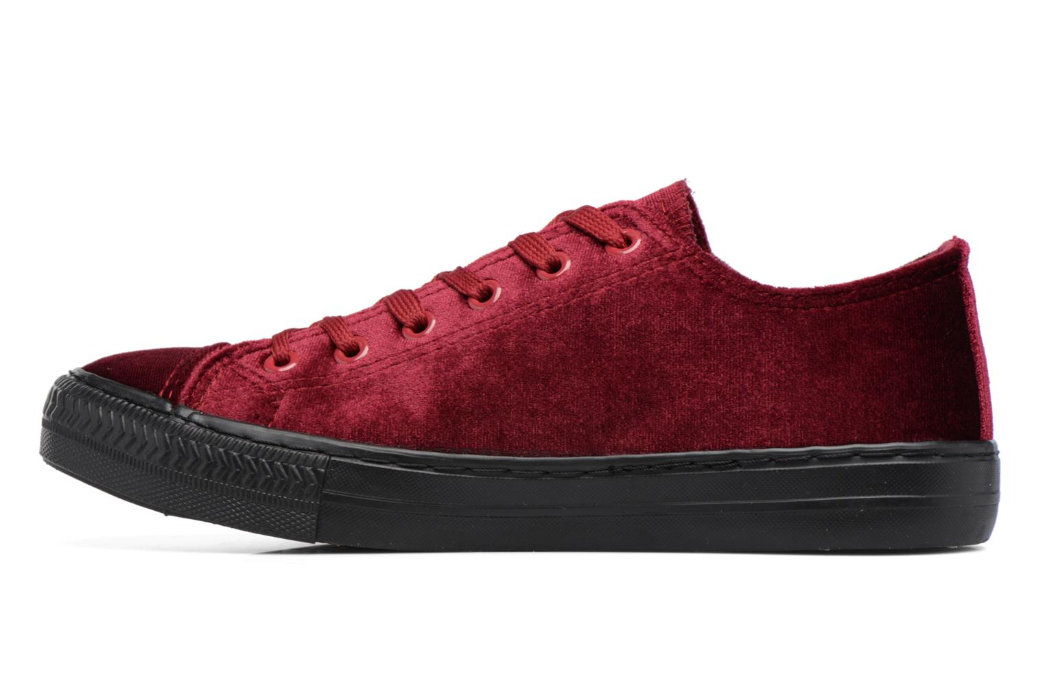 Sneakers I Love Shoes THYSAL Bordeaux se forfra