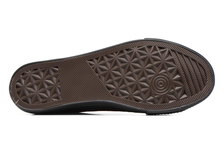 Sneakers I Love Shoes THYSAL Bordeaux boven