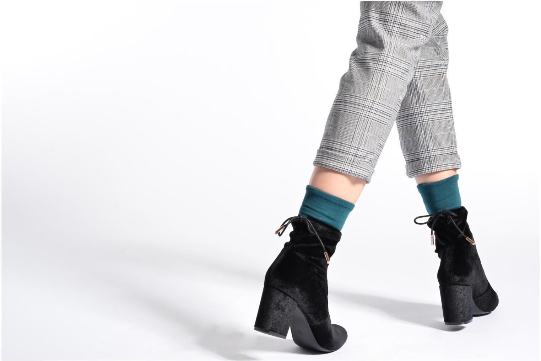 Boots en enkellaarsjes I Love Shoes THRESSY Zwart onder