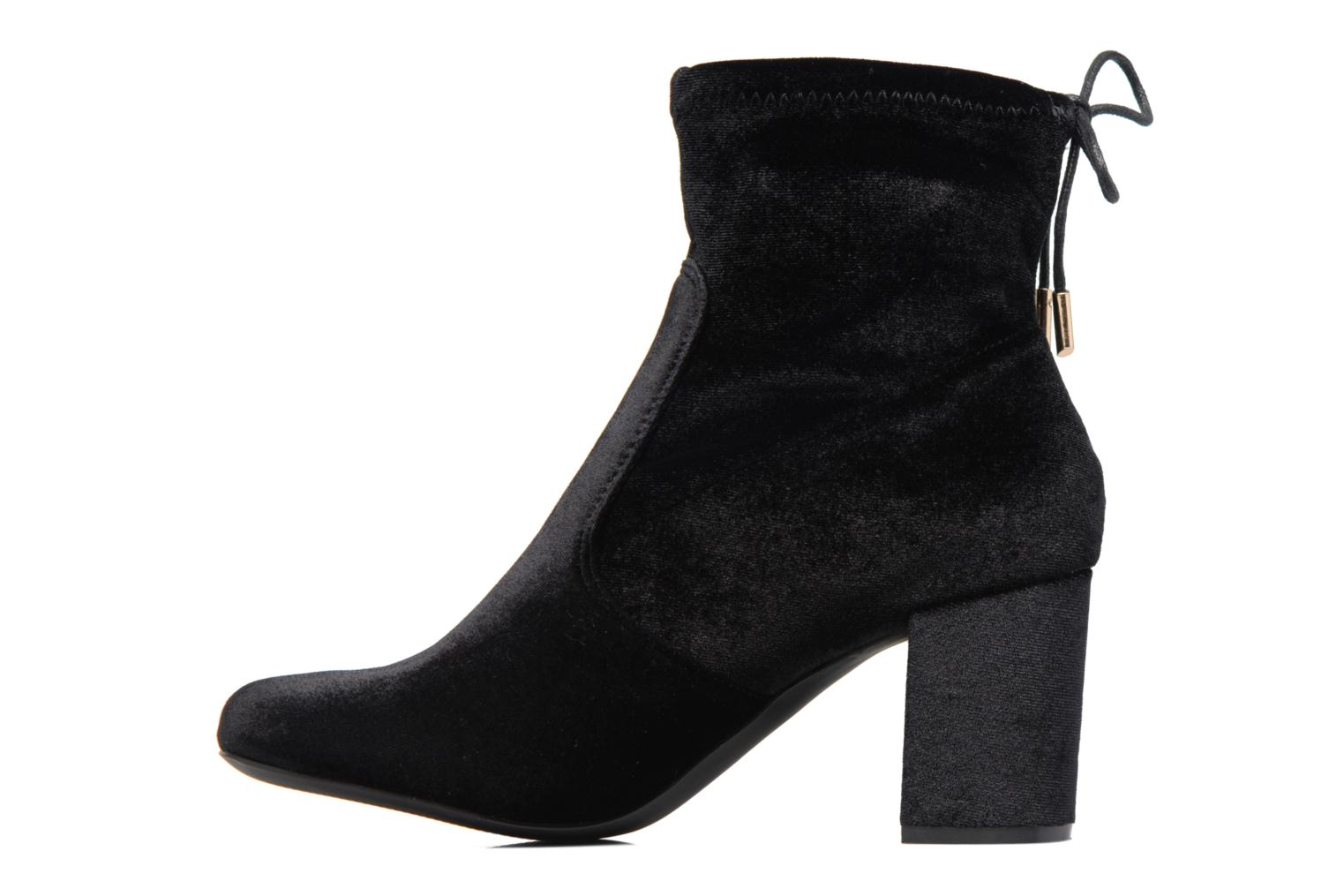 Ankle boots I Love Shoes THRESSY Black front view
