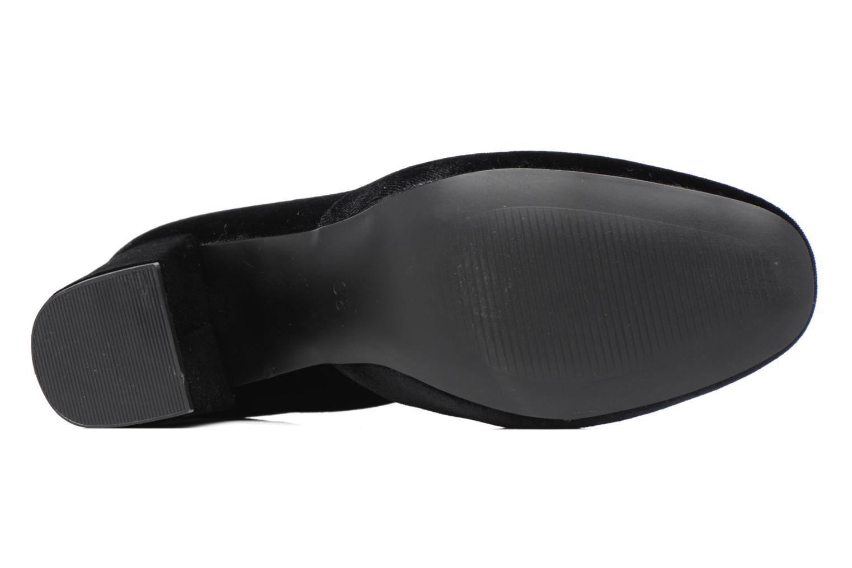 Stivaletti e tronchetti I Love Shoes THRESSY Nero immagine dall'alto