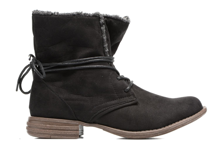 Ankle boots I Love Shoes THABLEAU Fourrée Black back view