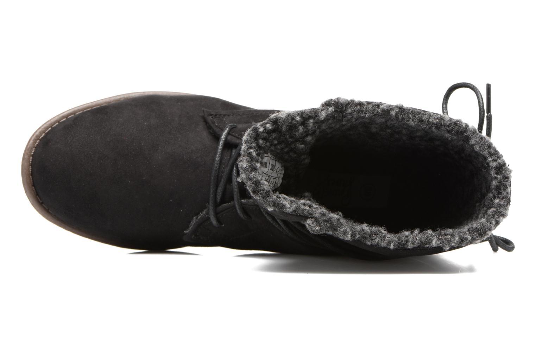 Stivaletti e tronchetti I Love Shoes THABLEAU Fourrée Nero immagine sinistra
