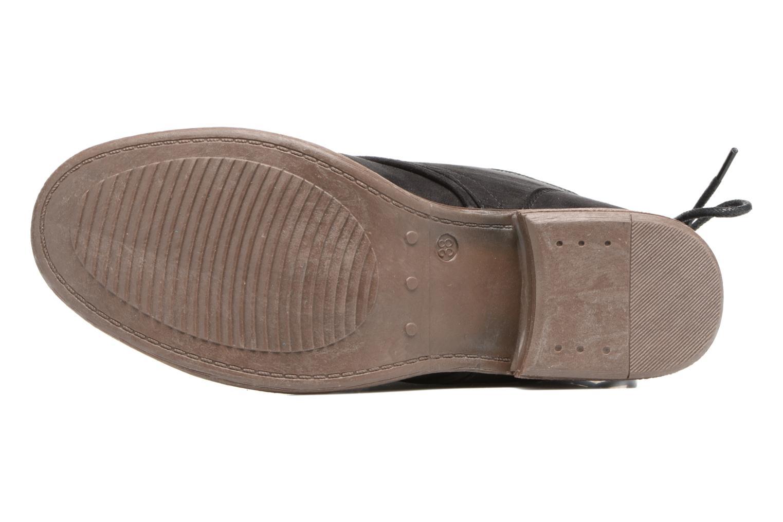 Stivaletti e tronchetti I Love Shoes THABLEAU Fourrée Nero immagine dall'alto