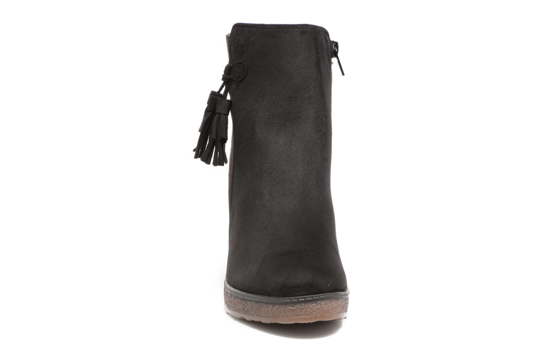 Botines  I Love Shoes THALUS Marrón vista del modelo