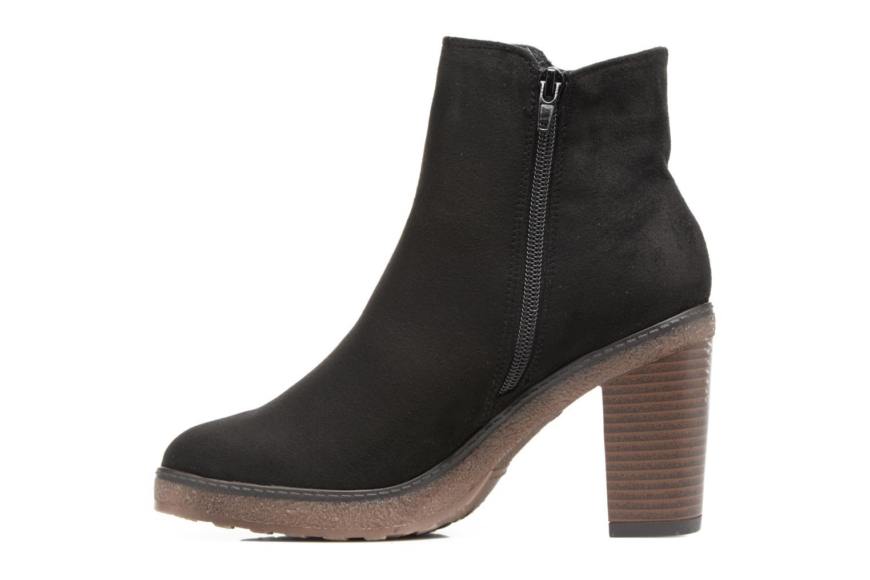 Bottines et boots I Love Shoes THALUS Marron vue face