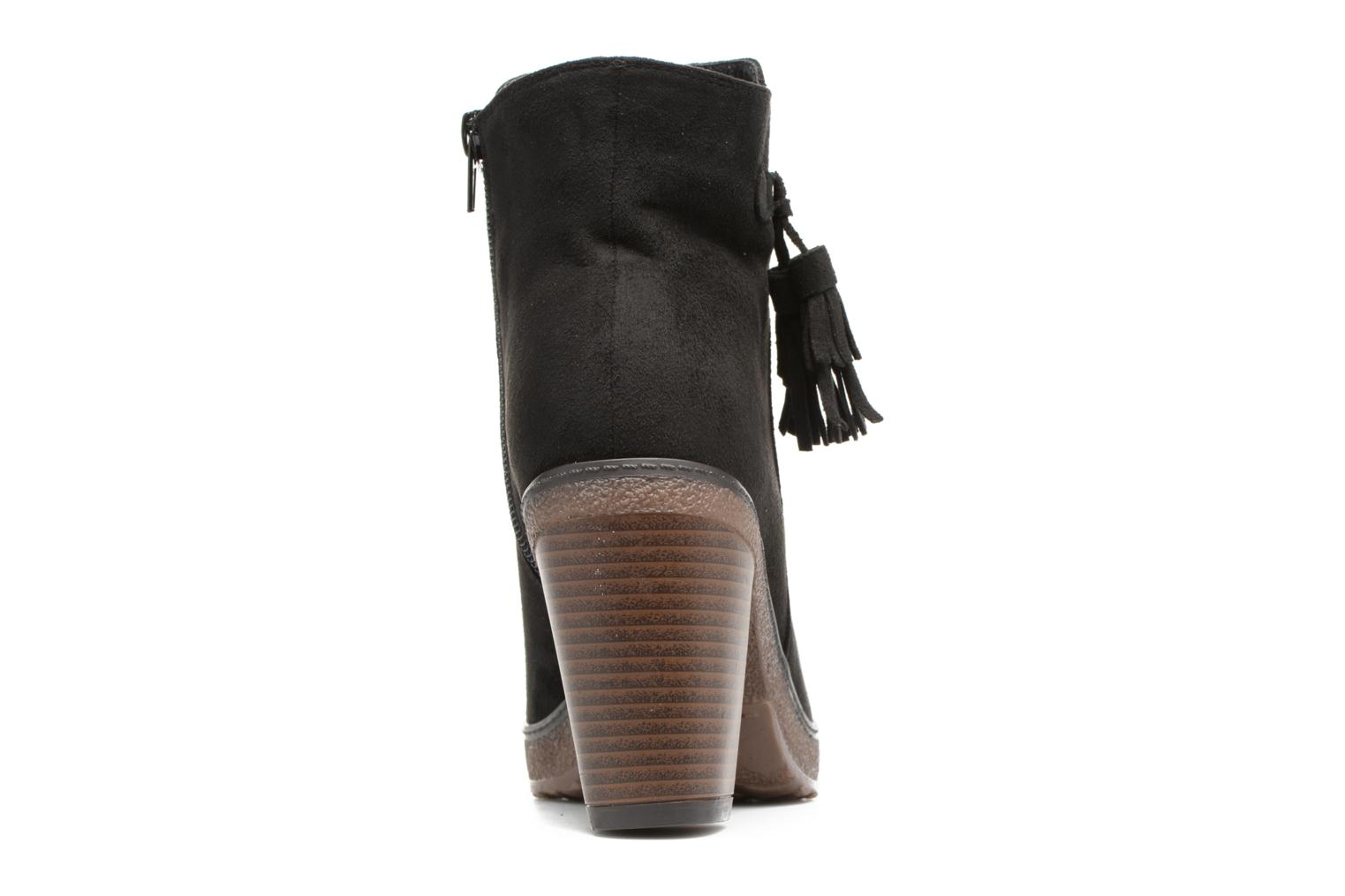 Ankle boots I Love Shoes THALUS Brown view from the right