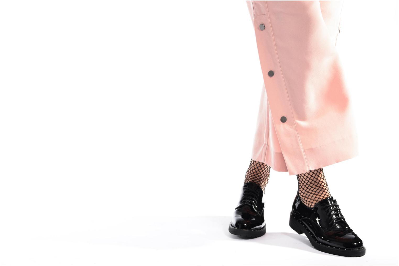 Zapatos con cordones I Love Shoes THRYCIA Gris vista de abajo