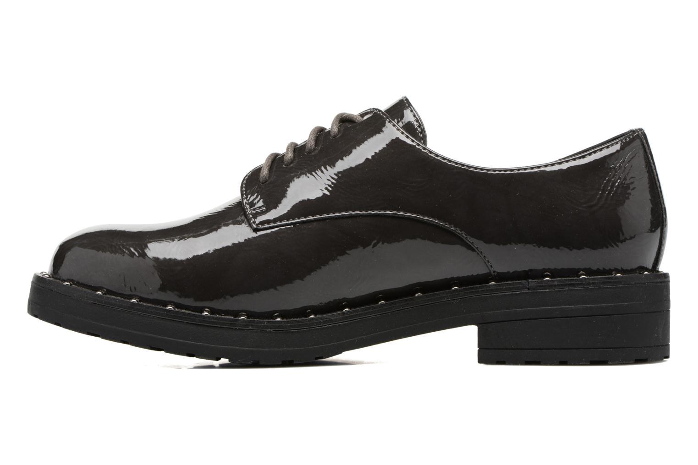 Zapatos con cordones I Love Shoes THRYCIA Gris vista de frente
