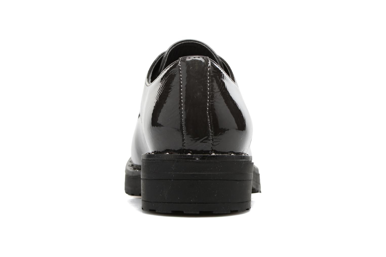 Zapatos con cordones I Love Shoes THRYCIA Gris vista lateral derecha