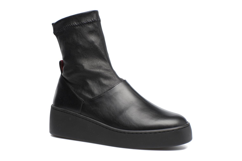 Clergerie Teniera (Noir) - Bottines et boots chez Sarenza (299031)
