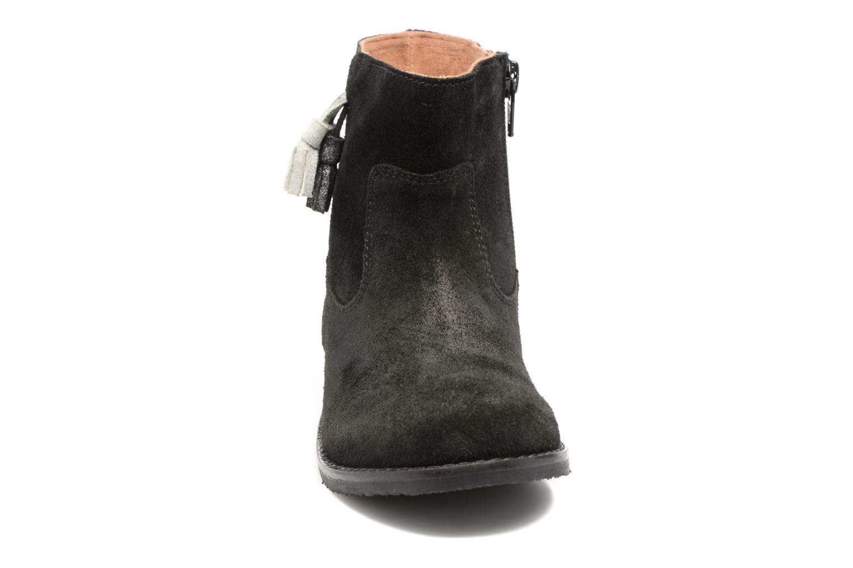 Bottines et boots I Love Shoes SYLVE LEATHER Noir vue portées chaussures