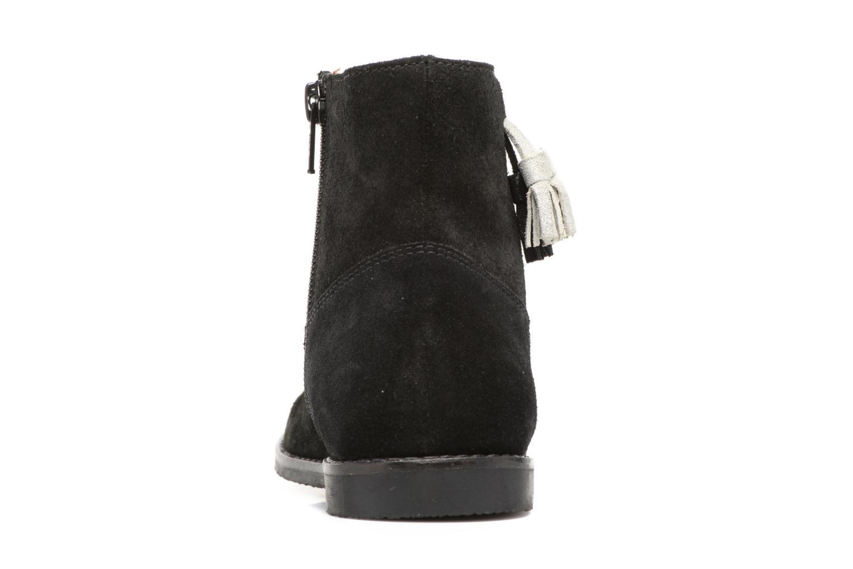 Bottines et boots I Love Shoes SYLVE LEATHER Noir vue droite