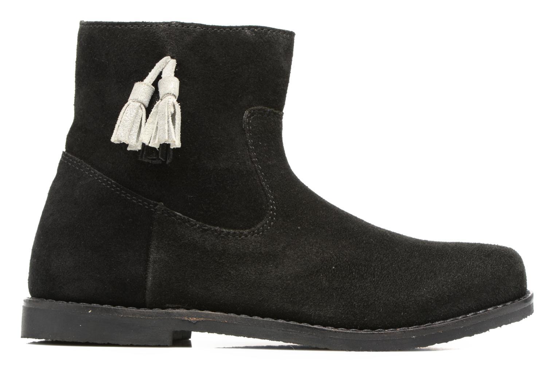 Bottines et boots I Love Shoes SYLVE LEATHER Noir vue derrière