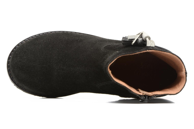 Bottines et boots I Love Shoes SYLVE LEATHER Noir vue gauche