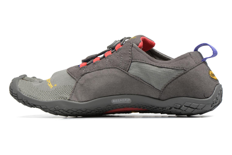 Chaussures de sport Vibram FiveFingers Trek Ascent Gris vue face