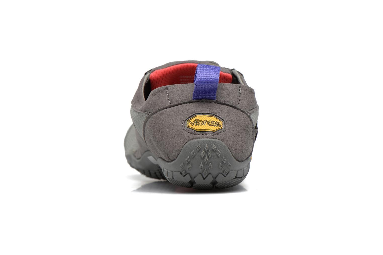 Chaussures de sport Vibram FiveFingers Trek Ascent Gris vue droite