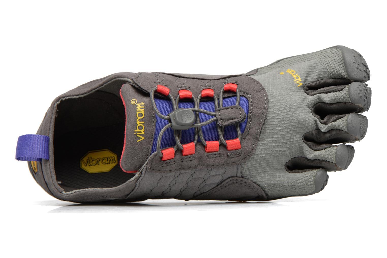 Chaussures de sport Vibram FiveFingers Trek Ascent Gris vue gauche