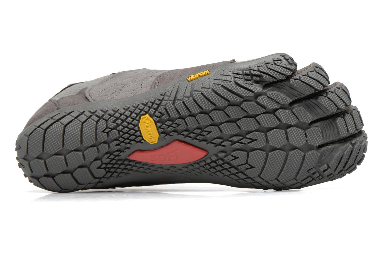 Chaussures de sport Vibram FiveFingers Trek Ascent Gris vue haut