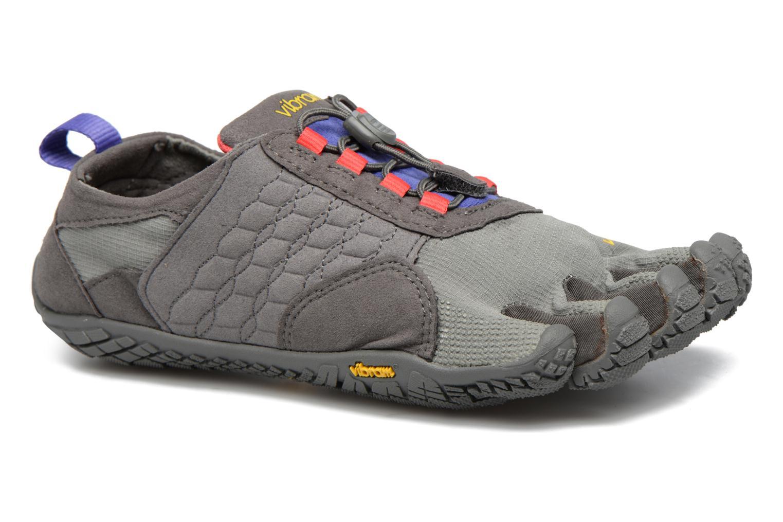 Chaussures de sport Vibram FiveFingers Trek Ascent Gris vue détail/paire