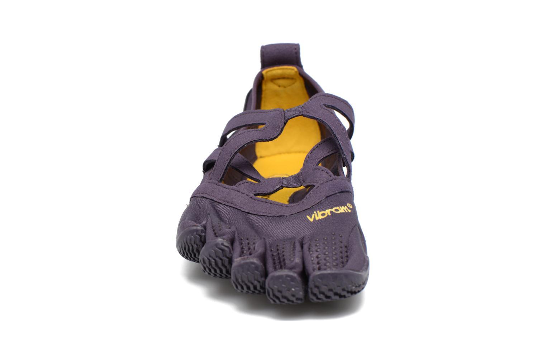 Chaussures de sport Vibram FiveFingers Alitza Loop Violet vue portées chaussures