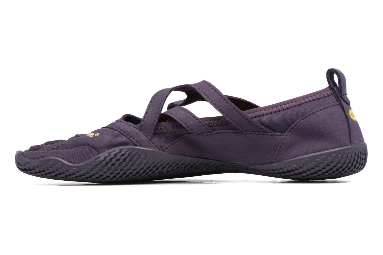 Chaussures de sport Vibram FiveFingers Alitza Loop Violet vue face