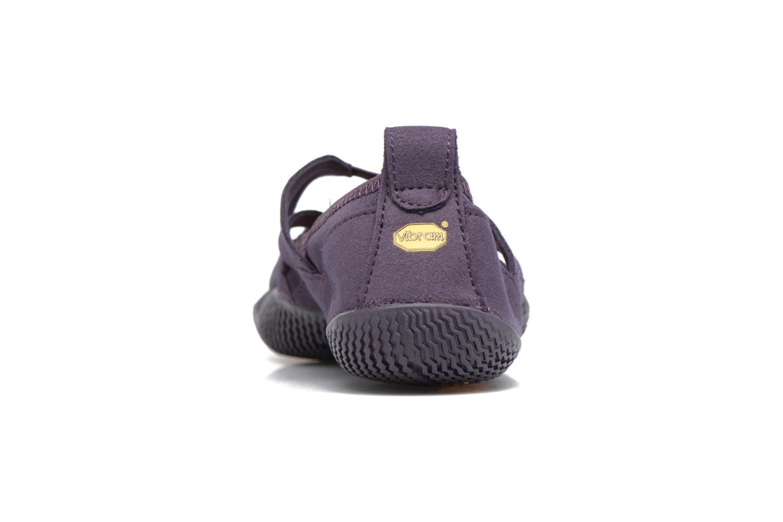 Chaussures de sport Vibram FiveFingers Alitza Loop Violet vue droite