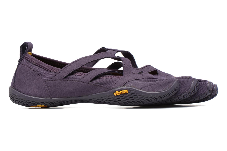 Chaussures de sport Vibram FiveFingers Alitza Loop Violet vue derrière