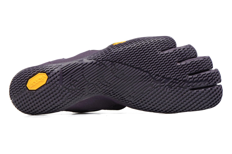 Chaussures de sport Vibram FiveFingers Alitza Loop Violet vue haut