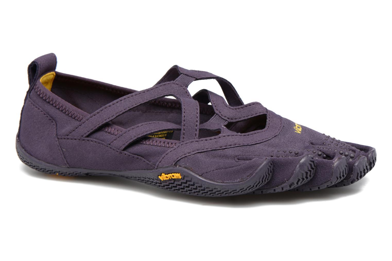 Chaussures de sport Vibram FiveFingers Alitza Loop Violet vue détail/paire