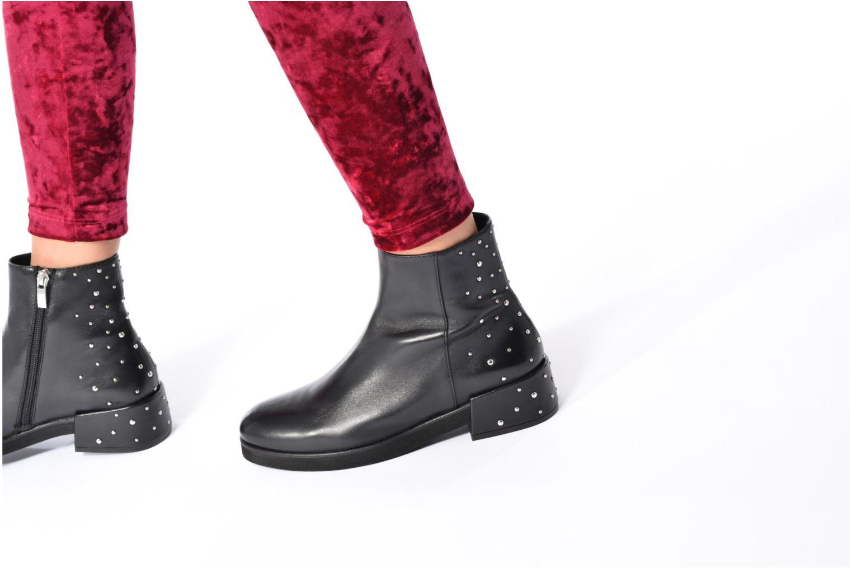 Boots en enkellaarsjes Bruno Premi Aka Zwart onder