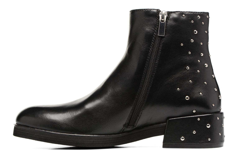Bottines et boots Bruno Premi Aka Noir vue face