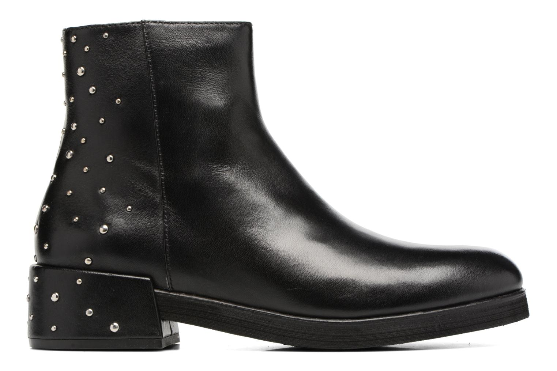 Boots en enkellaarsjes Bruno Premi Aka Zwart achterkant