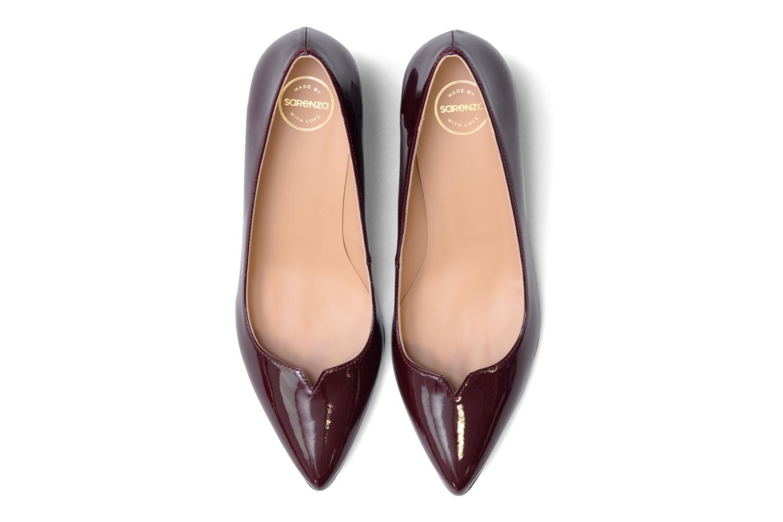 High heels Made by SARENZA 90's Girls Gang Escarpins #11 Black model view