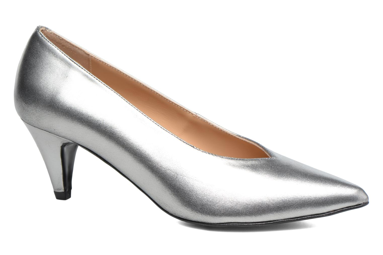 Høje hæle Made by SARENZA Busy Girl Escarpins #3 Sølv Se fra højre