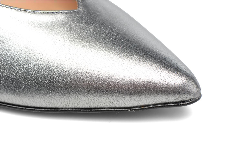 Høje hæle Made by SARENZA Busy Girl Escarpins #3 Sølv se fra venstre