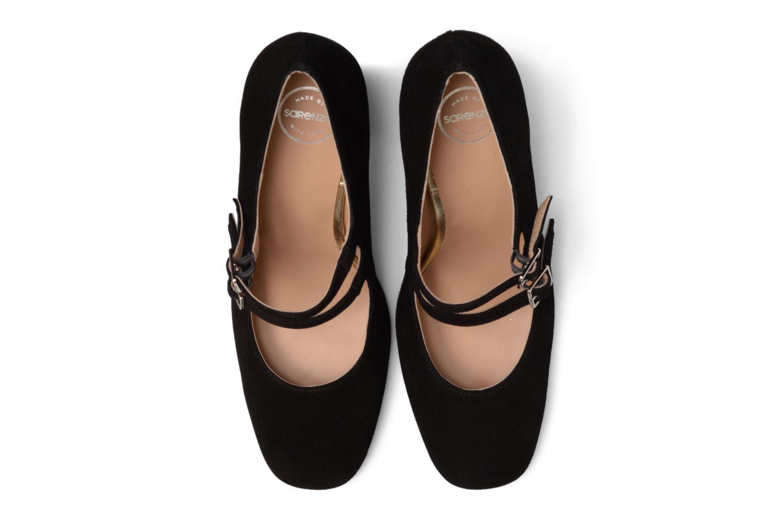 Escarpins Made by SARENZA Crazy Seventy #9 Noir vue portées chaussures