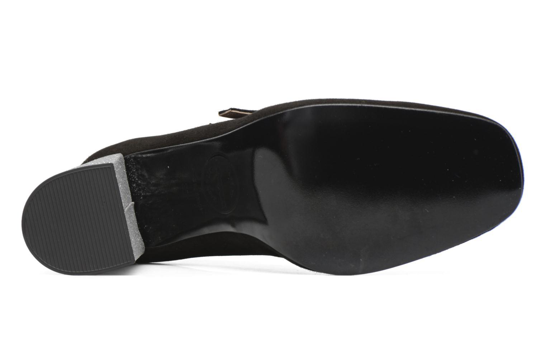Crazy Seventy #9 Cuir velours noir