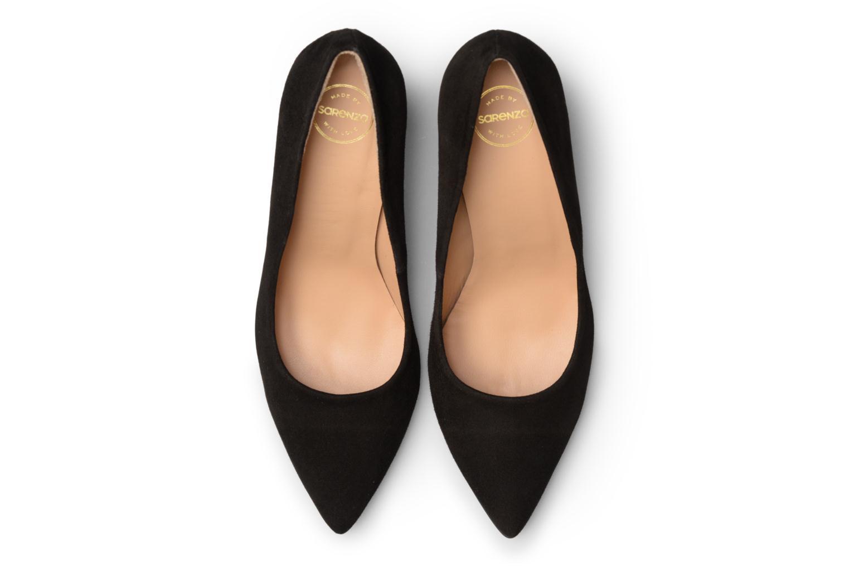 Escarpins Made by SARENZA Snow Disco #9 Noir vue portées chaussures