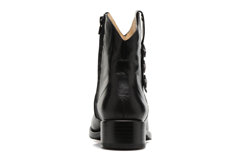 Mansory 4 West Zip Boot Star Berbero Noir