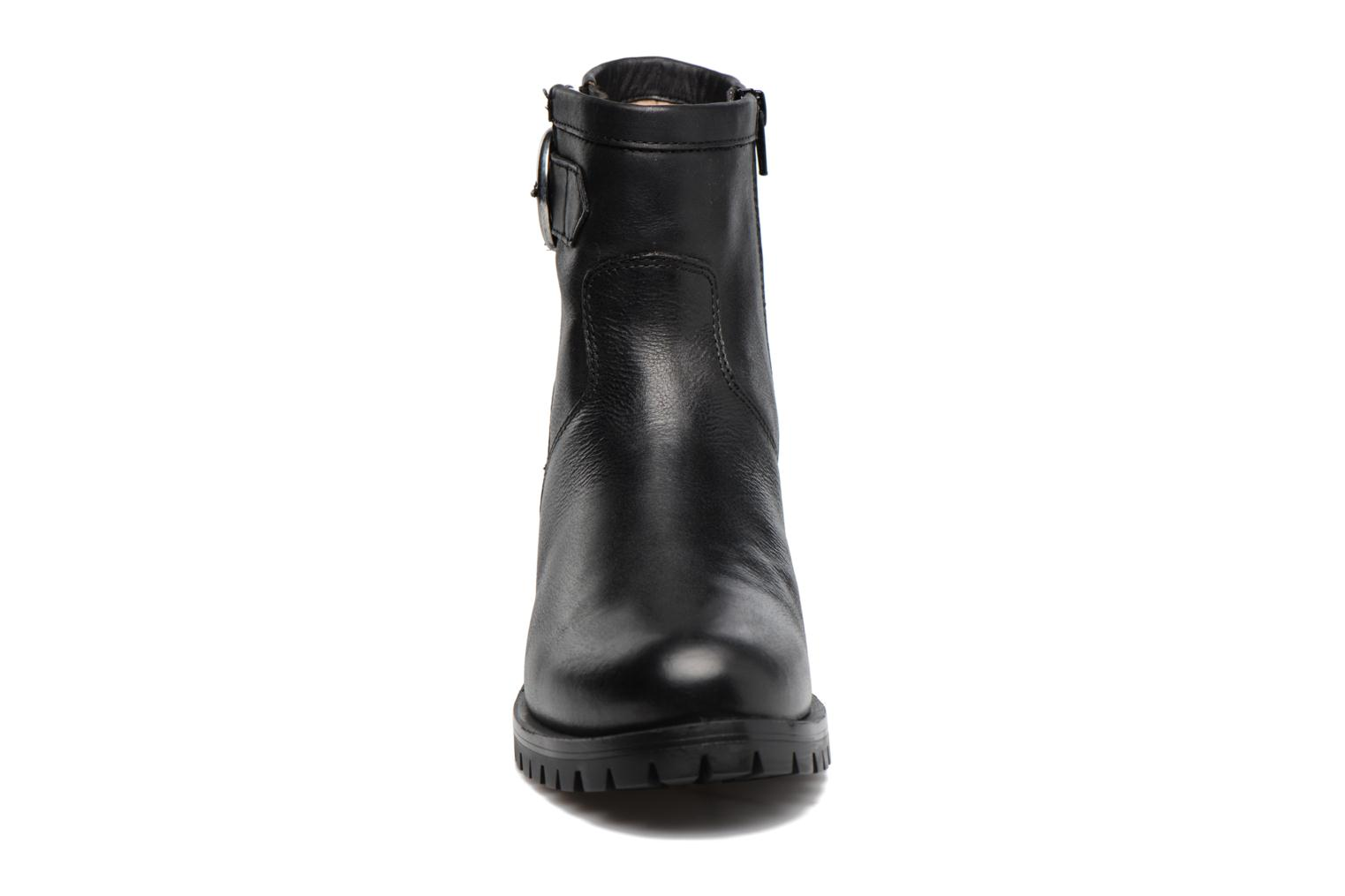 Ankle boots Unisa Intro 2 Black model view