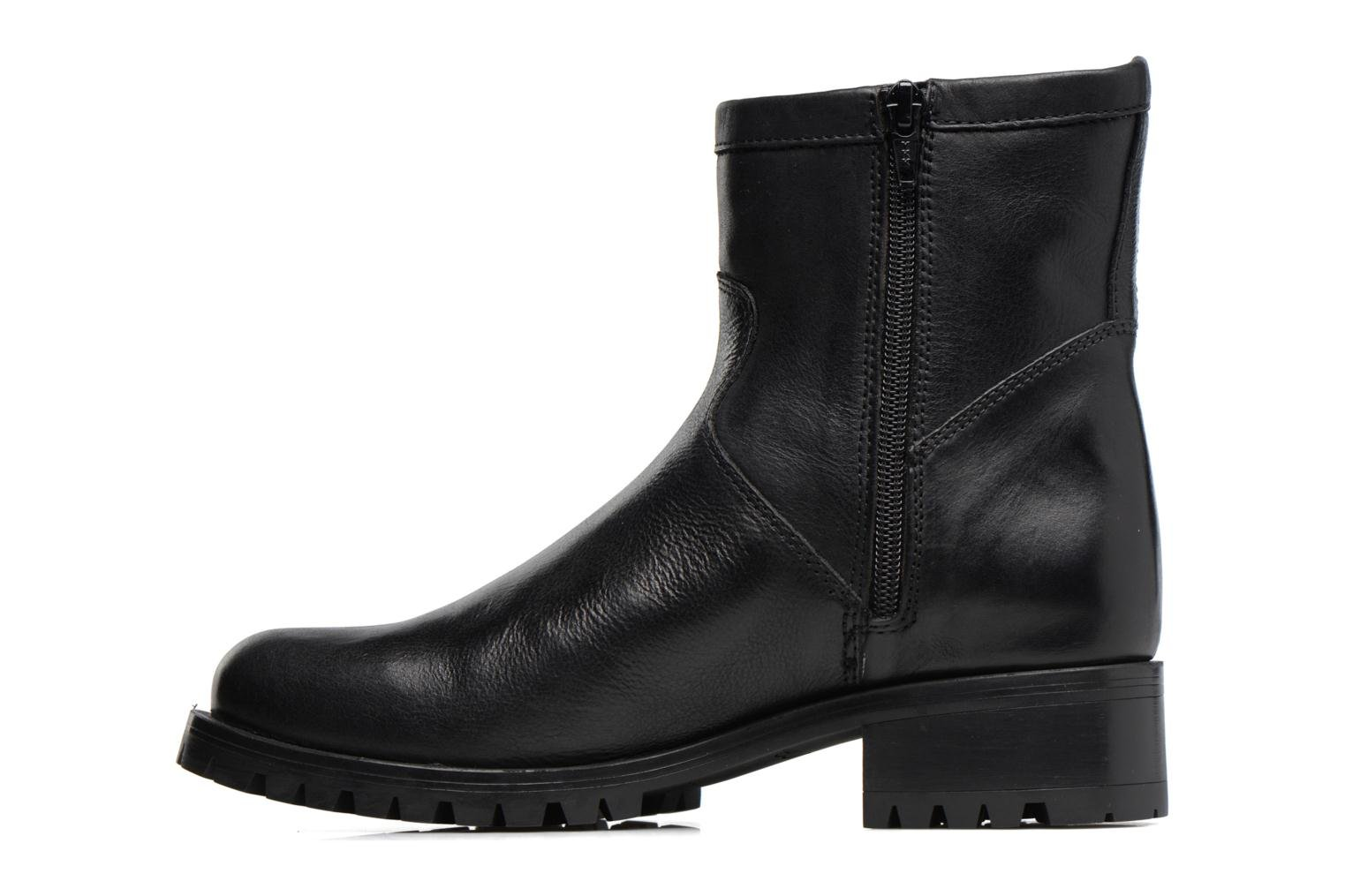 Ankle boots Unisa Intro 2 Black front view