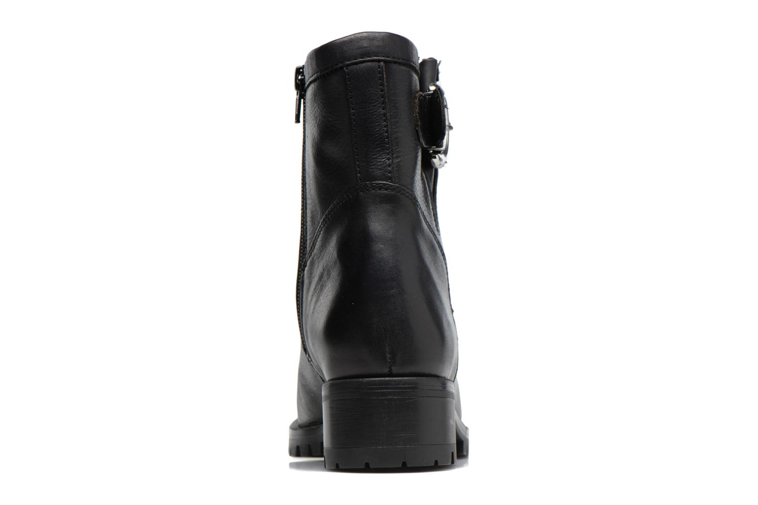 Ankle boots Unisa Intro 2 Black view from the right