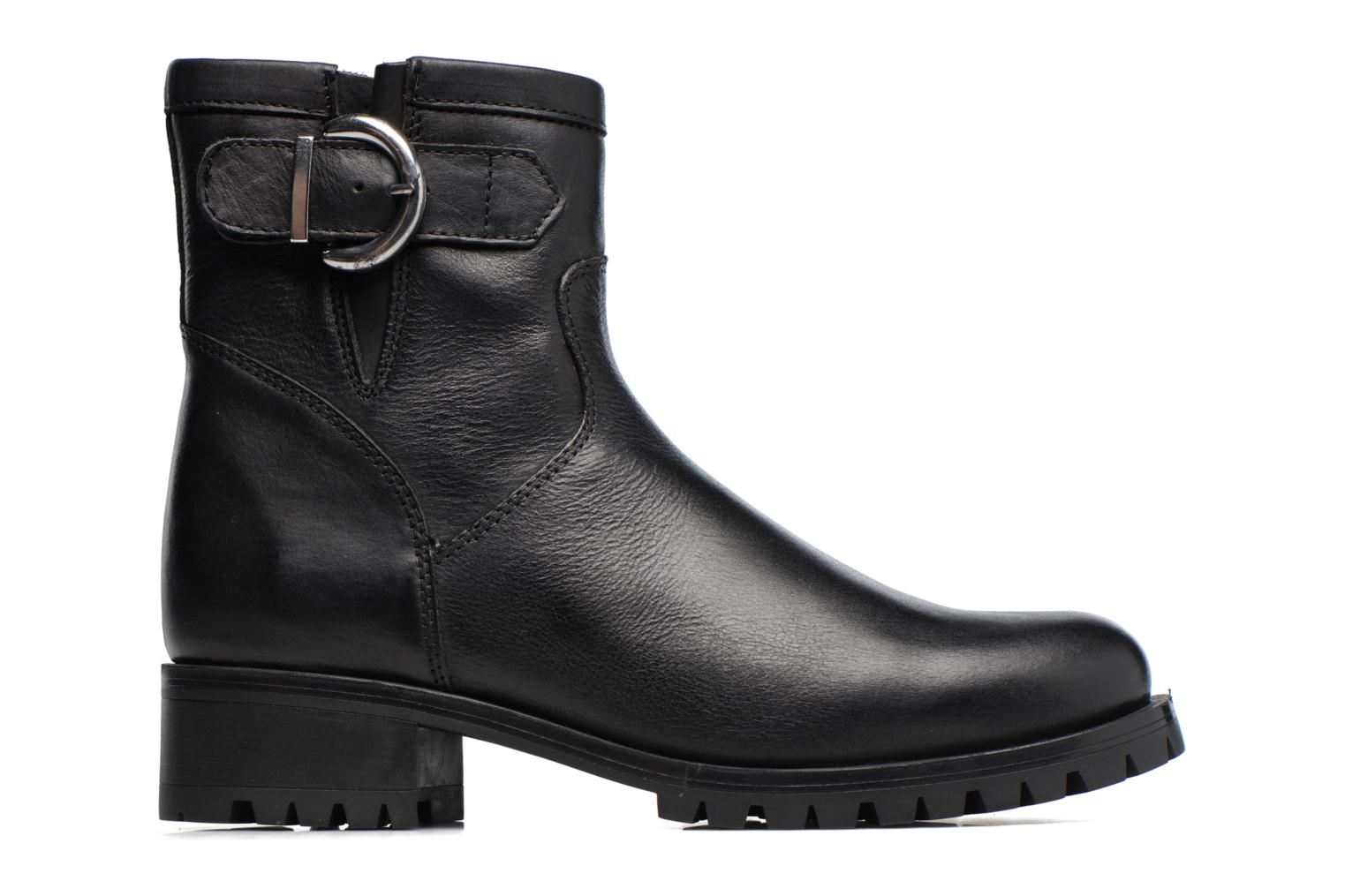Ankle boots Unisa Intro 2 Black back view