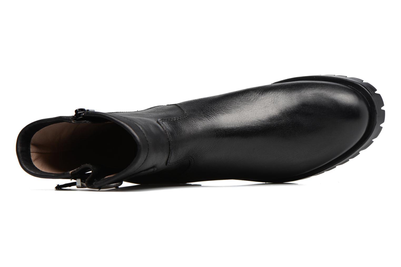 Stiefeletten & Boots Unisa Intro 2 schwarz ansicht von links
