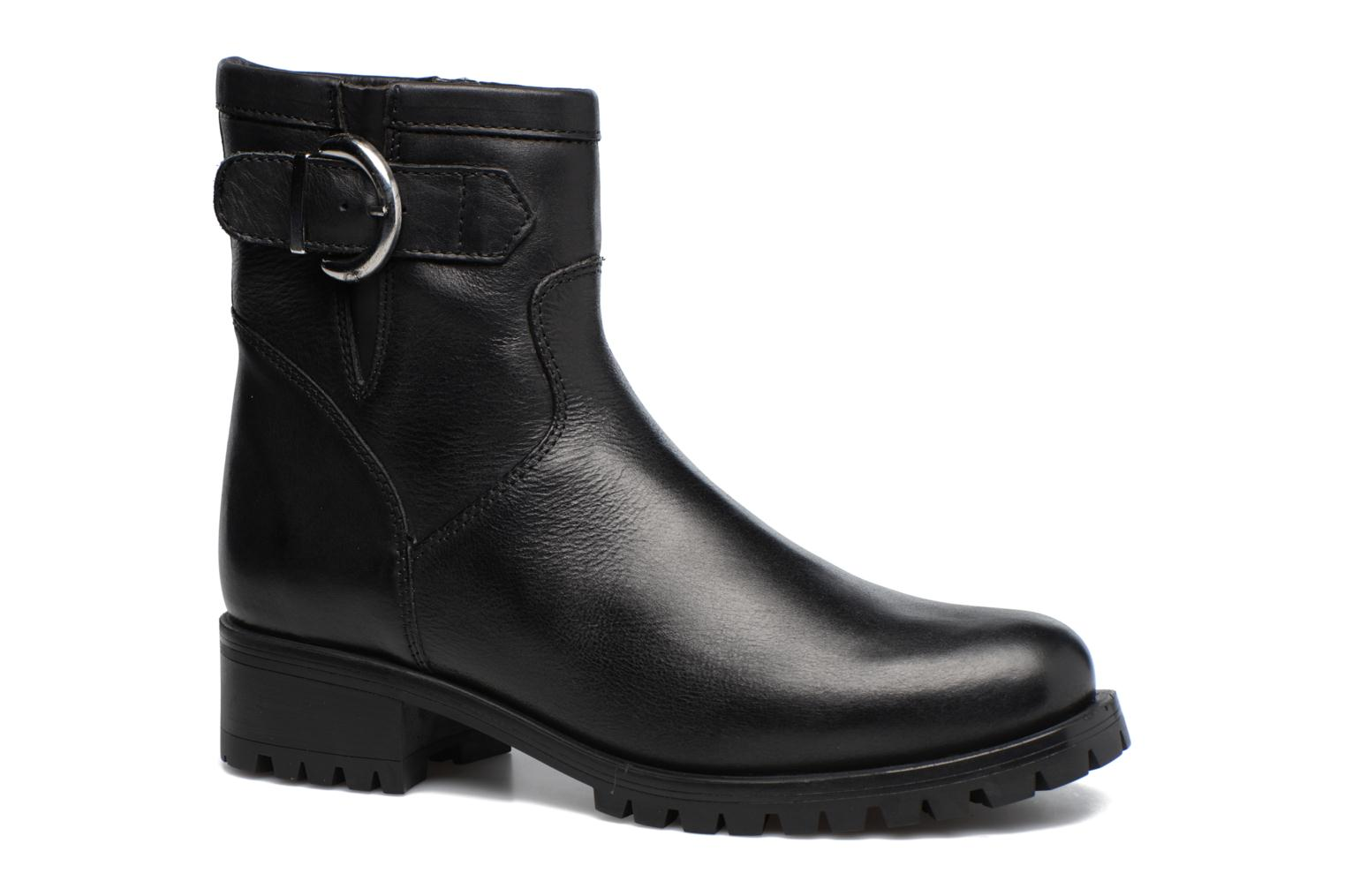 Ankle boots Unisa Intro 2 Black detailed view/ Pair view