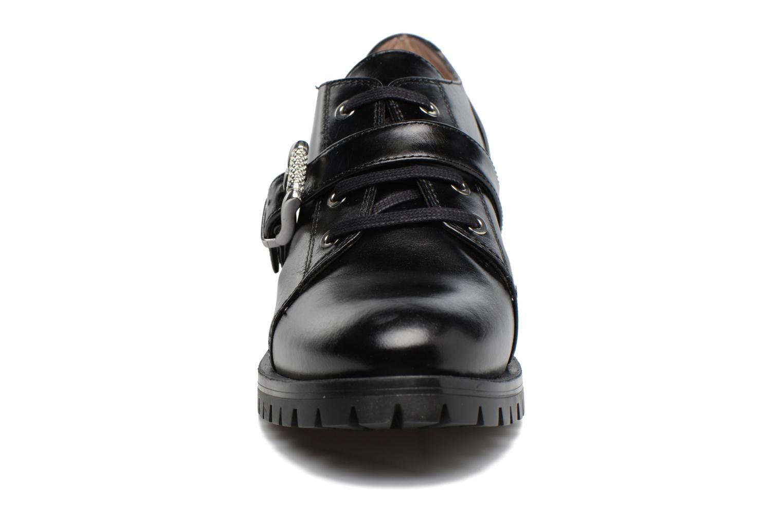 Chaussures à lacets Unisa Inmole Noir vue portées chaussures