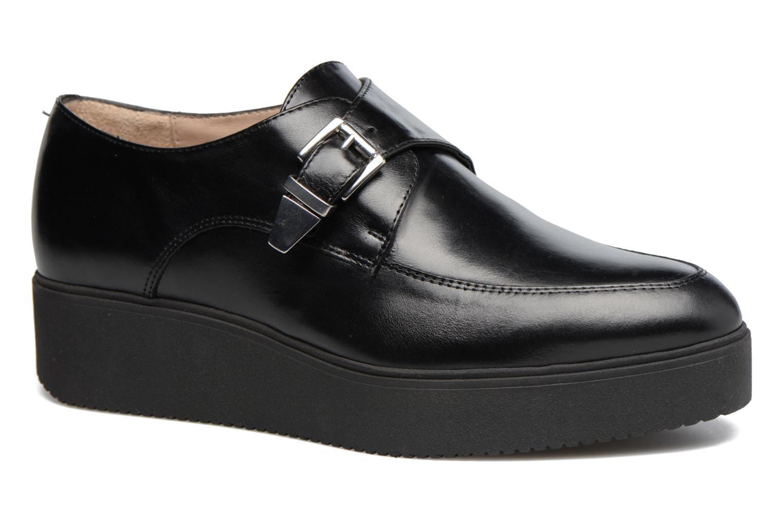 Zapatos promocionales Unisa Cabana (Negro) - Mocasines   Venta de liquidación de temporada