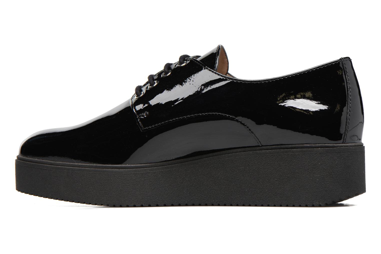 Chaussures à lacets Unisa Caler Noir vue face