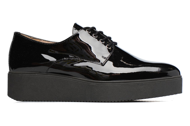 Chaussures à lacets Unisa Caler Noir vue derrière